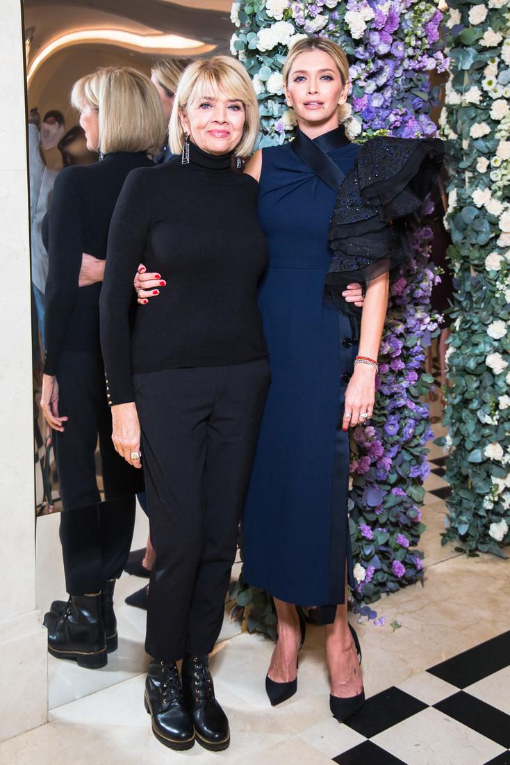 Дочь Веры Брежневой приняла участие в показе мод