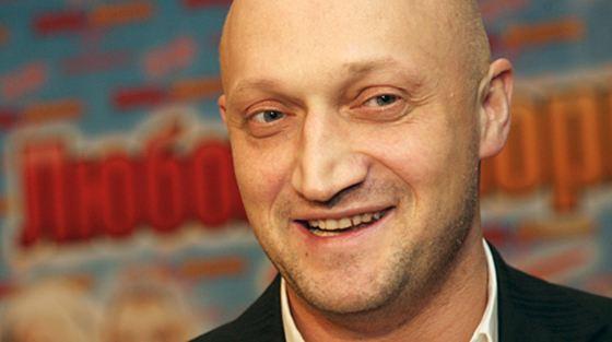 Гоша Куценко из-за пробок прокатился на метро