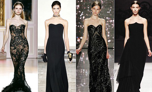 Топ-10 нереально красивых новогодних платьев