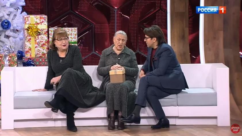 Звезда сериала «Сваты» Татьяна Кравченко нашла неизвестную сестру