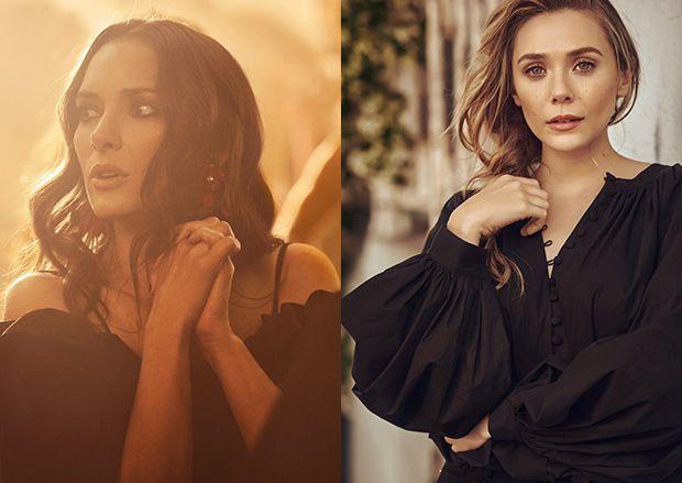 Вайнона Райдер и Элизабет Олсен устроили жаркие танцы в новой рекламе H&M