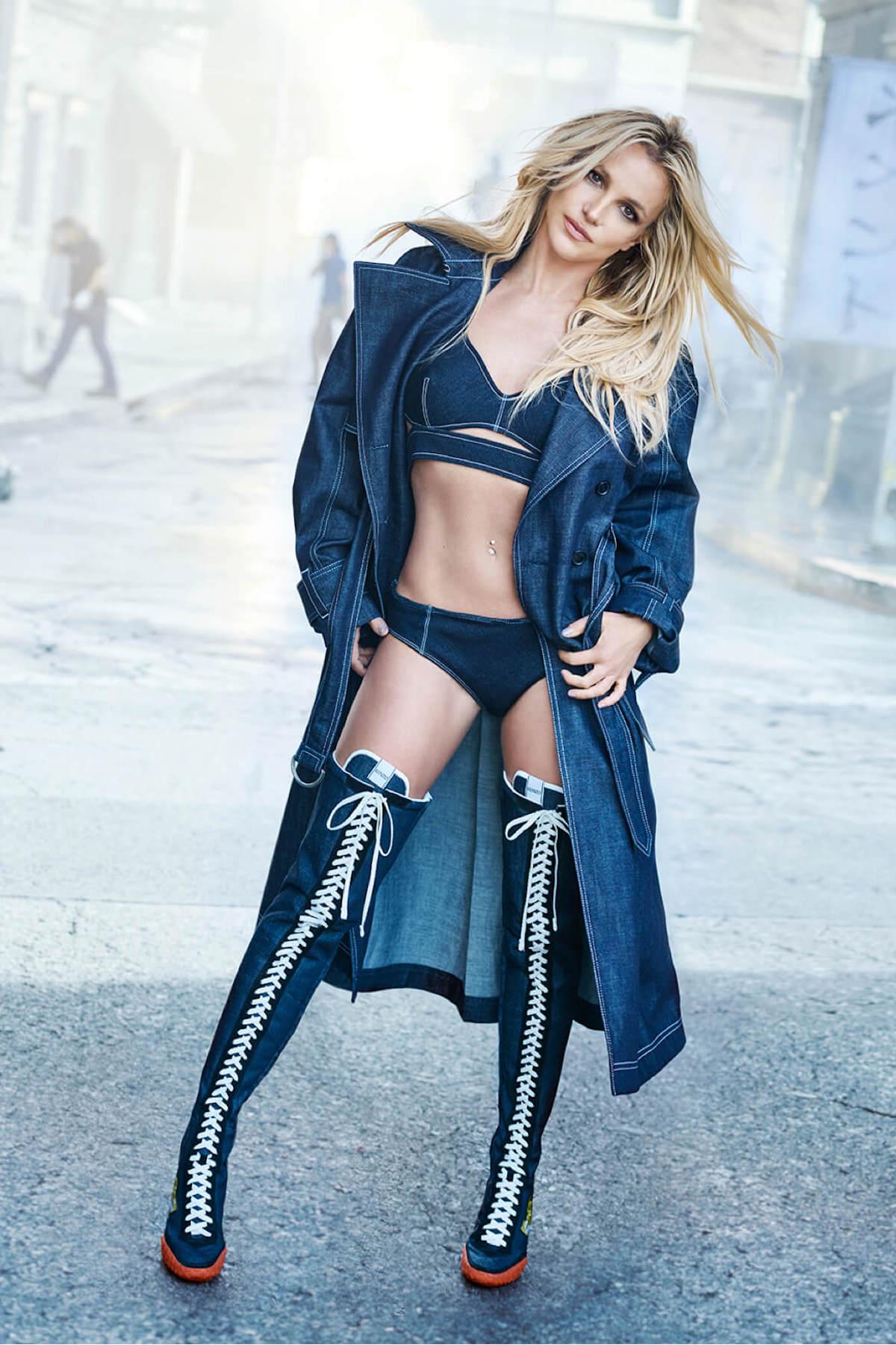 «Да это не она»: Поклонники не узнали Бритни Спирс в новой рекламе Kenzo