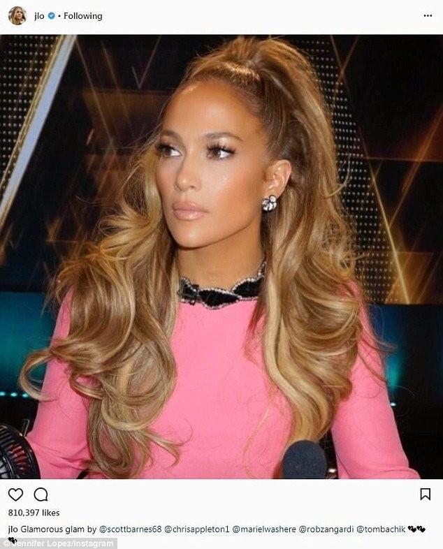 Barbie girl: Дженнифер Лопес предстала в образе Барби