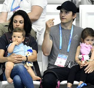 Эштон Катчер и Мила Кунис оставят детей без наследства
