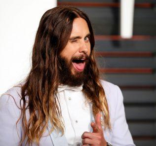 Джаред Лето пообещал сбрить бороду, если новый альбом займет 1 место в чартах