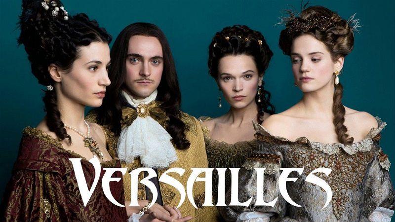 Сериал «Версаль» закрыли после 3 сезона из-за слишком большого количества секс-сцен