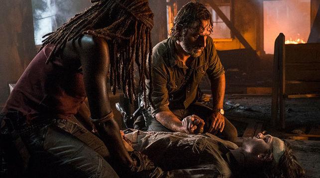 Рейтинги «Ходячих мертвецов» упали до уровня первого сезона