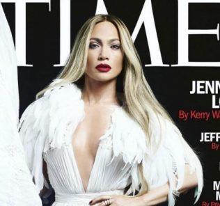 Дженнифер Лопес стала одной из самых влиятельных женщин по версии журнала Time