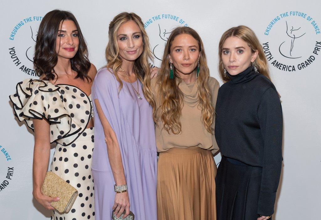 Мэри-Кейт и Эшли Олсен появились на вечере Youth America Grand Prix's 2018