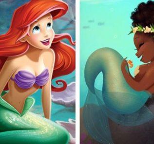 Русалочка может стать темнокожей в новом ремейке Disney