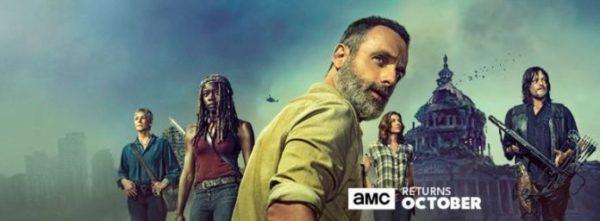 Эпичный трейлер 9 сезона «Ходячих мертвецов»