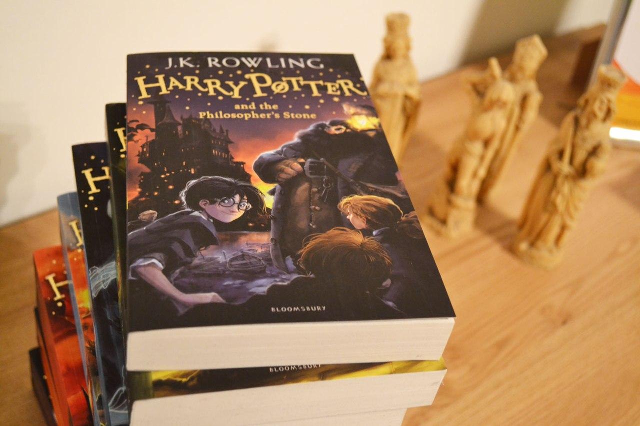 Фанаты «Гарри Поттера» собирают деньги на издание фанфика