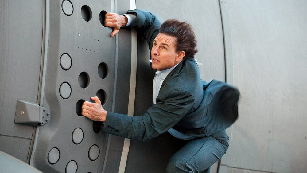 Том Круз по-прежнему будет выполнять каскадерские трюки самостоятельно