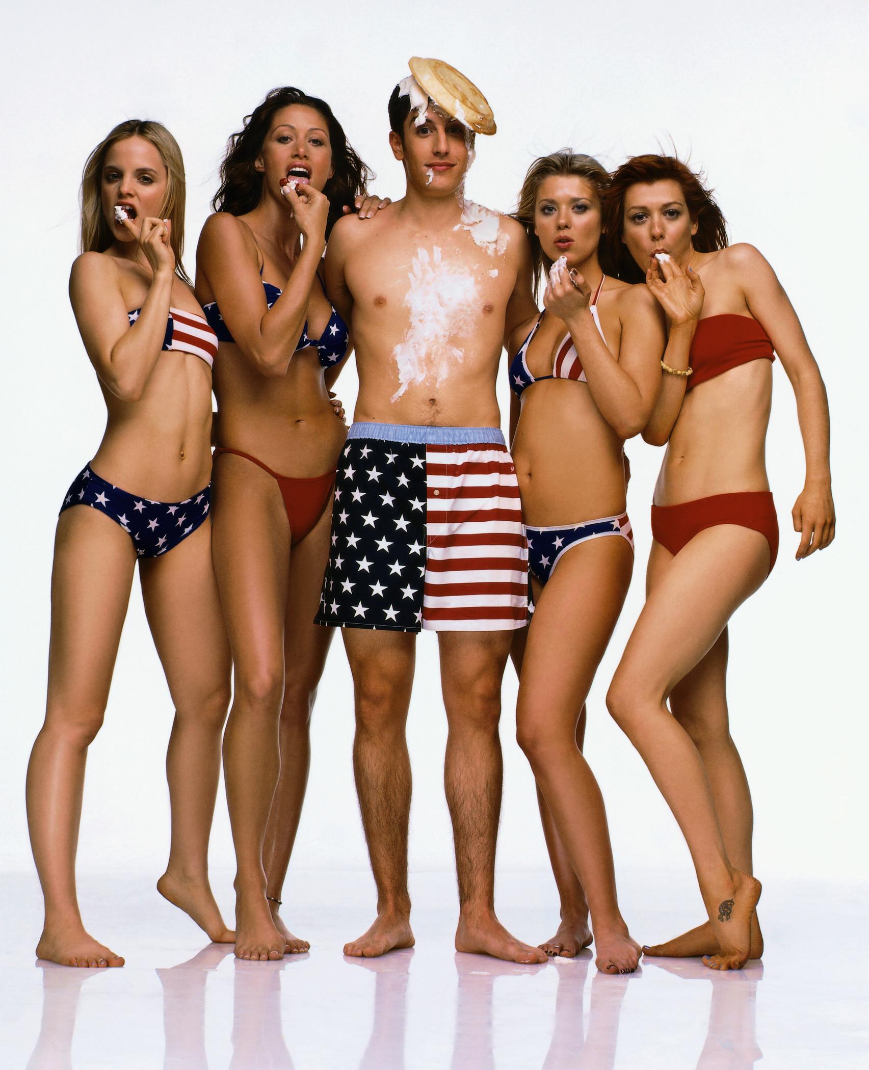 Тара Рид намекнула на продолжение «Американского пирога»