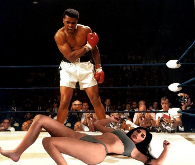 Новое фото Ким Кардашьян стало мемом