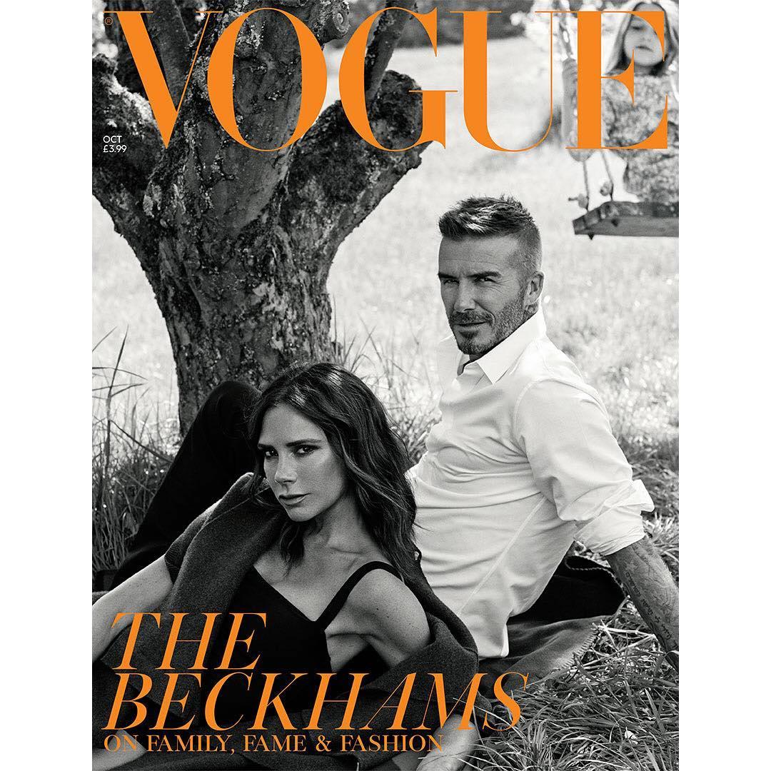 Виктория Бекхэм рассказала об отношениях с мужем