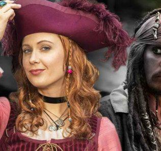 Капитана Джека Воробья заменят женщиной