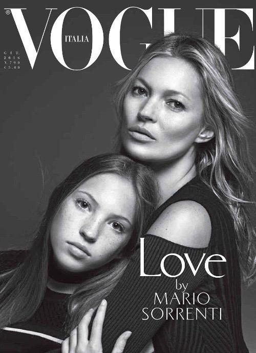 Кайя, подвинься: 16-летняя дочь Кейт Мосс стала лицом Marc Jacobs