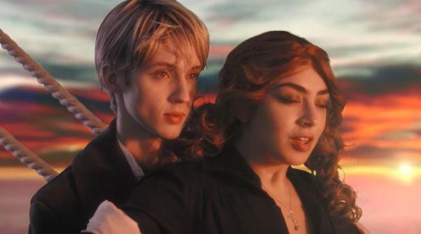 Charli XCX и Трой Сиван вернулись в 90-е