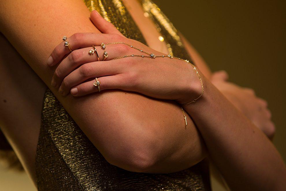 Джиджи Хадид выпустила коллекцию украшений с Messika