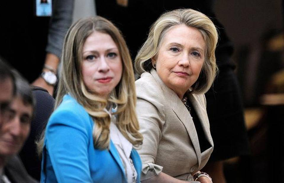 Дочь Хиллари Клинтон снова беременна