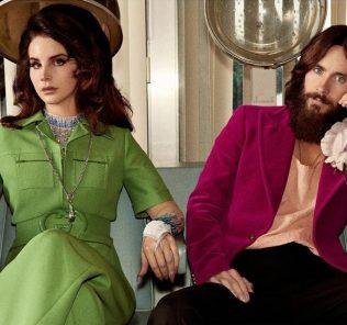 Джаред Лето и Лана Дель Рей снялись в рекламе Gucci Guilty