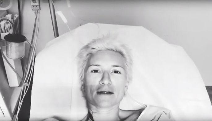 Лидер группы Ночные снайперы была выписана из больницы