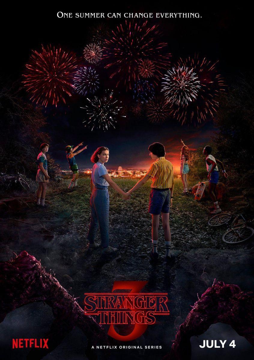 Объявлена дата выхода 3 сезона «Очень странных дел»
