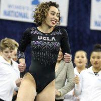 Видео с выступлением гимнастки из США набрало более 35 млн просмотров