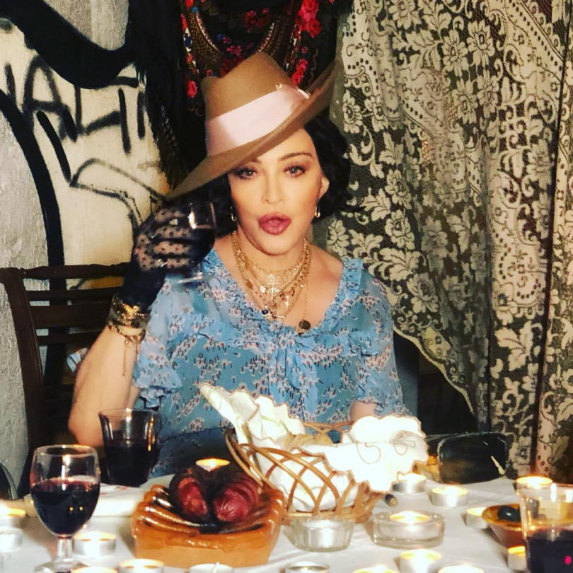 Новое фото Мадонны огорчило пользователей Сети