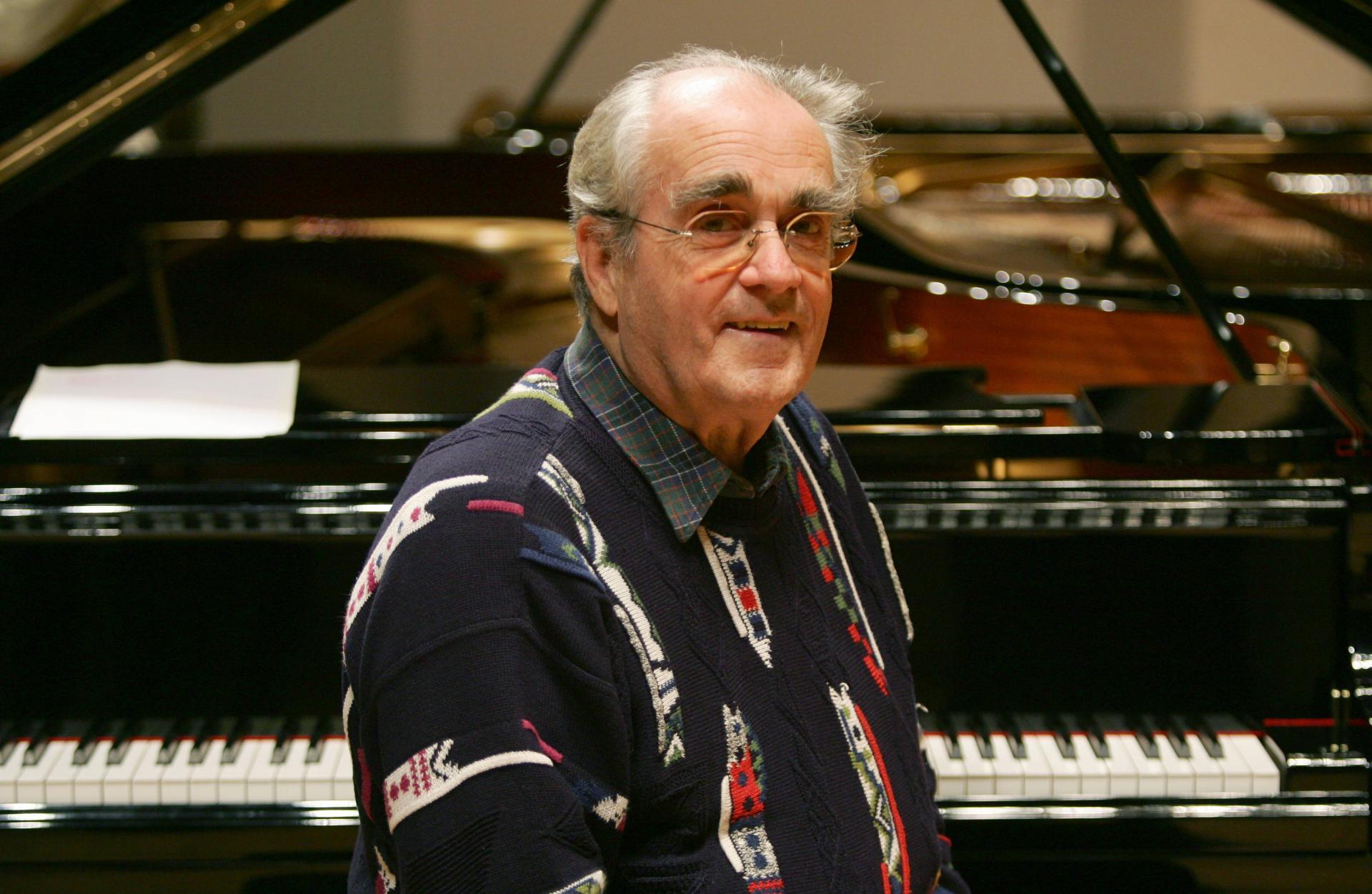 Скончался известный композитор Мишель Легран