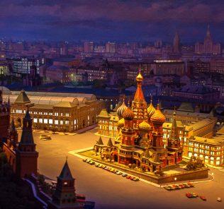 9 лучших мест в Москве для прогулки