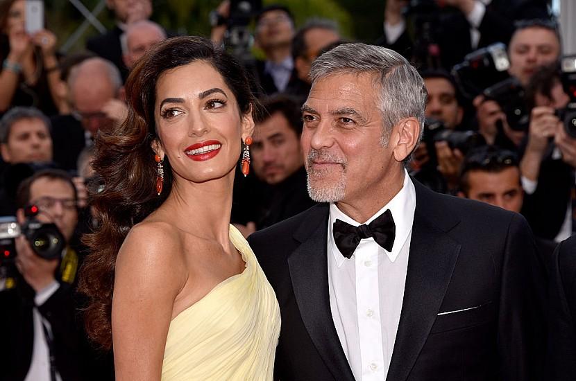 Семейство Клуни официально разводится?