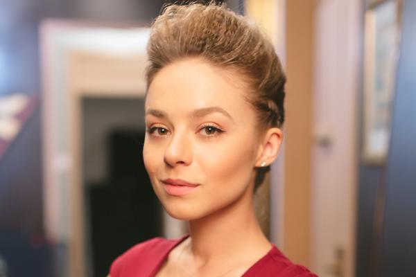 Рина Гришина станцевала на льду Байкала