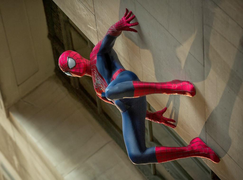 Трейлер №1 нового фильма о Человеке-пауке
