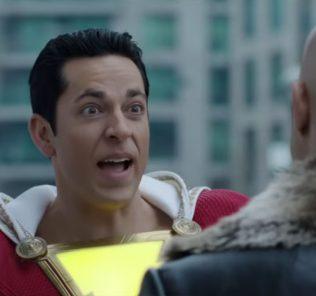 В YouTube появился трейлер фильма о супергероях Шазам!