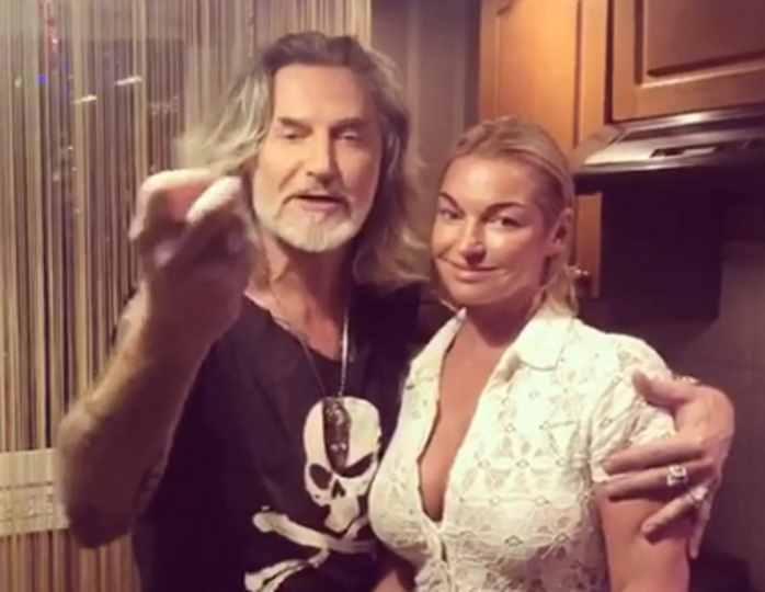 """Волочкова и Джигурда вместе готовят новый """"хит"""""""