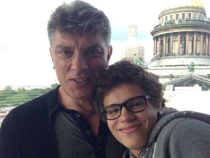 В семье сына Бориса Немцова родился ребенок