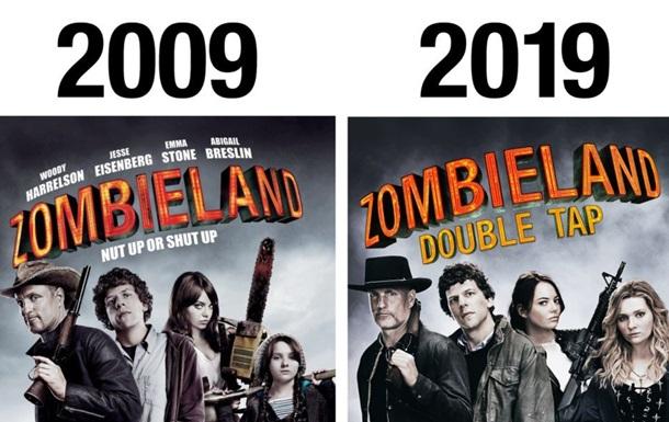 В сети появился постер фильма Зомбилэнд-2