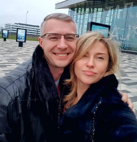Муж Архаровой прокомментировал свое недавнее исчезновение