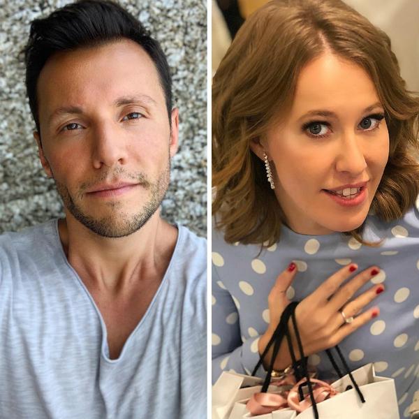 Телеведущий Вячеслав Манучаров обвинил Собчак в плагиате