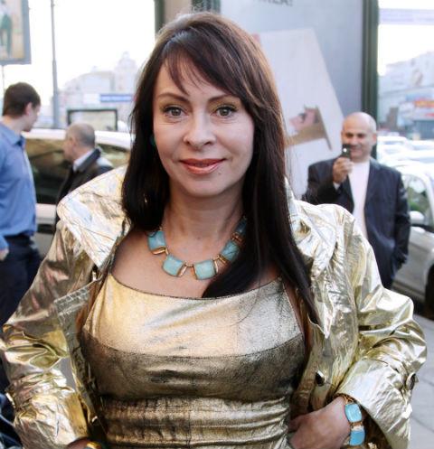 Марина Хлебникова возвращается в шоу-бизнес после смерти мужа