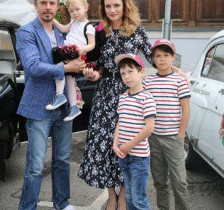 Игорь Петренко раскрыл секрет по поводу имени его новорожденной дочери