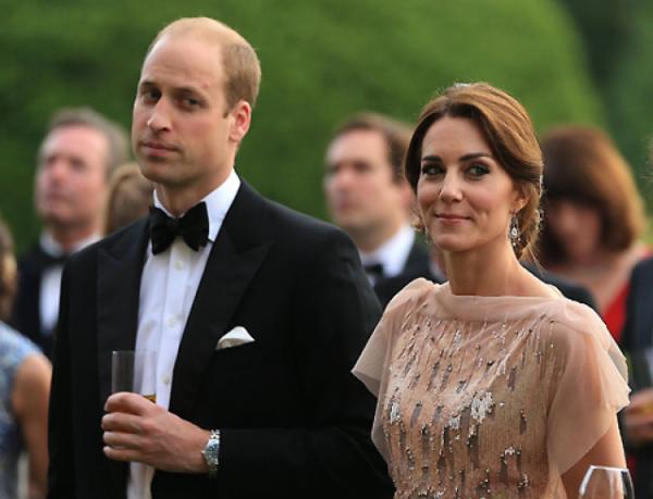 Принц Уильям вступился за свою возлюбленную