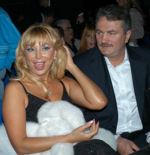 Маша Распутина поругалась с мужем и выгнала его из дома