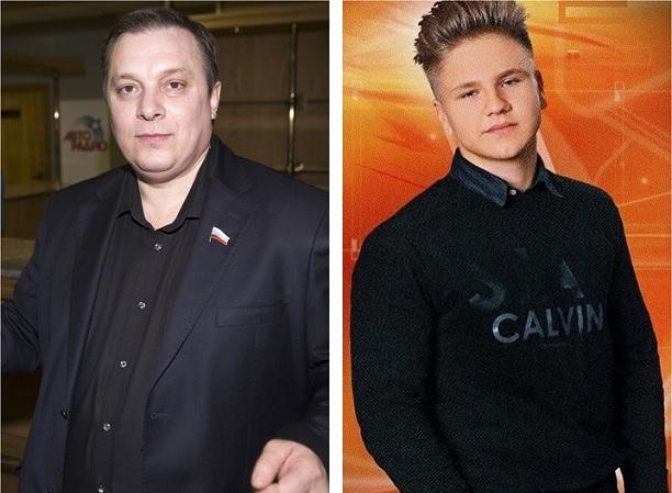 """Андрей Разин винит """"злой рок"""" в смерти сына"""