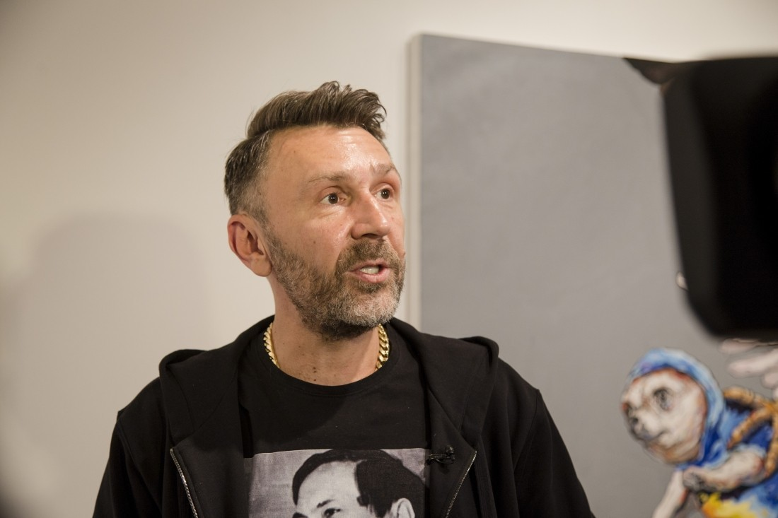 Шнуров поддержал Башарова в разводе с женой