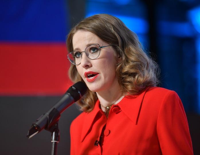 Ксения Собчак появится в сериале Богомолова