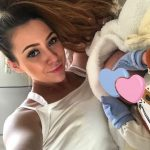 Алена Рапунцель впервые продемонстрировала подписчикам своего ребенка