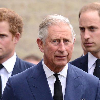 Принц Чарльз продемонстрировал свой новый пляжный костюм